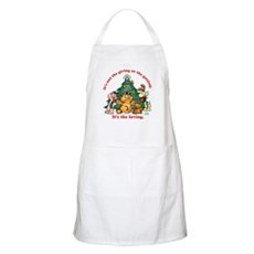 It's The Loving Apron