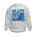 Cute Owl Kids Sweatshirt