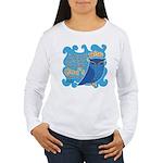 Cute Owl Women's Long Sleeve T-Shirt
