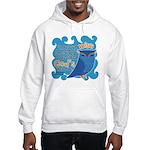 Cute Owl Hooded Sweatshirt