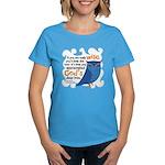 Cute Owl Women's Dark T-Shirt