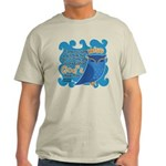 Cute Owl Light T-Shirt