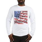 No Crime Long Sleeve T-Shirt