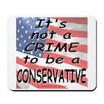 No Crime Mousepad