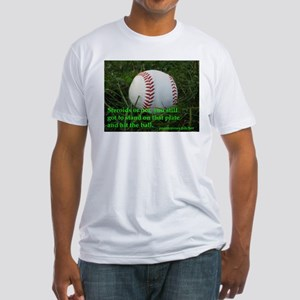 Baseball Fitted T-Shirt