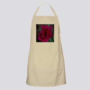 Rose BBQ Apron