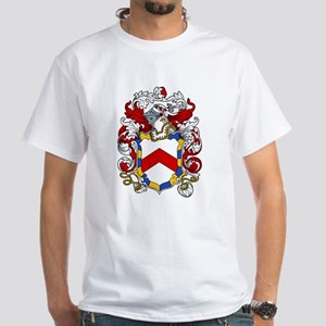 Chilton Coat of Arms White T-Shirt