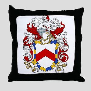 Chilton Coat of Arms Throw Pillow