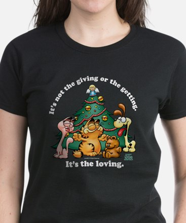It's The Loving Women's Dark T-Shirt