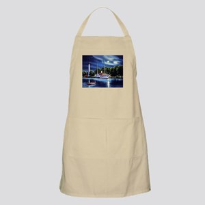 The USS Wolverine BBQ Apron