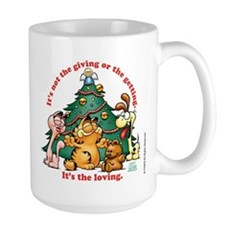 It's The Loving Large Mug
