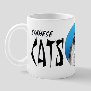 Siamese Sketch Mug