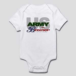 US Army Brother Infant Creeper