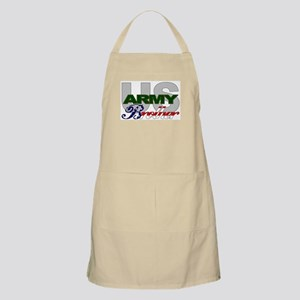 US Army Brother BBQ Apron