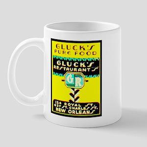 Gluck's Mug