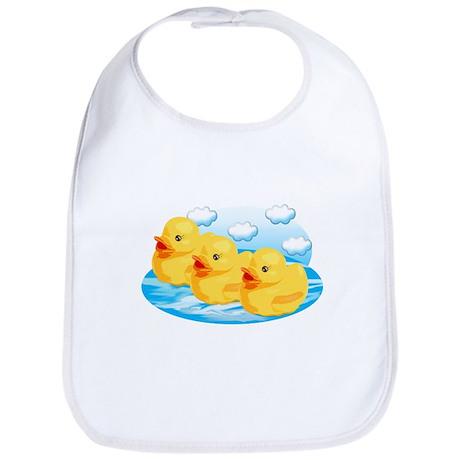 Three Ducks Bib