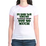 In God We Trust Jr. Ringer T-Shirt