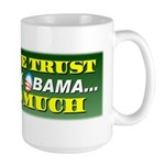 In God We Trust Large Mug