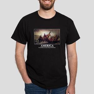 america_wewillkilltrans T-Shirt