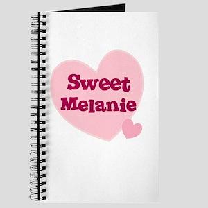 Sweet Melanie Journal