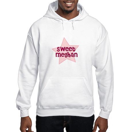 Sweet Meghan Hooded Sweatshirt