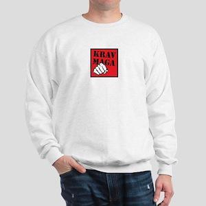 Krav Maga with Fist Sweatshirt