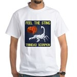Trinidad Scorpion White T-Shirt