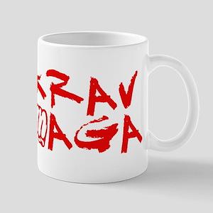 Krav Maga Red Mug