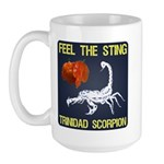 Trinidad Scorpion Large Mug