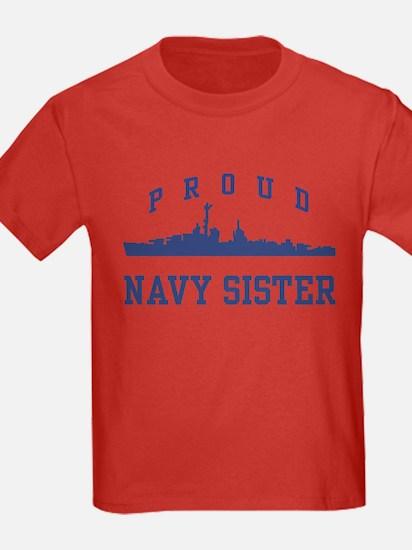 Proud Navy Sister T