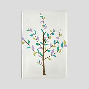 Riyah-Li Designs Whimsy Tree Rectangle Magnet
