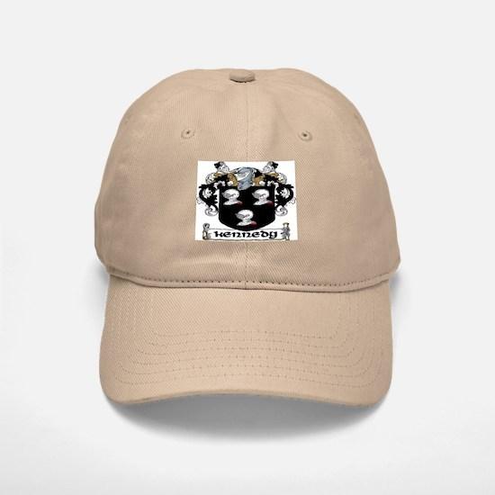 Kennedy Coat of Arms Baseball Baseball Baseball Cap