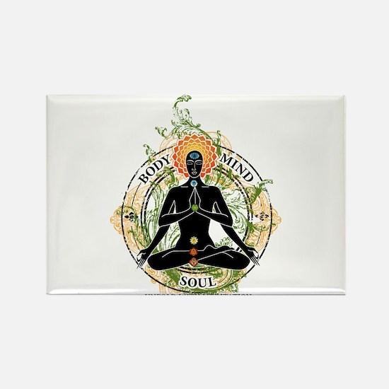 Yoga : Body Mind & Soul Magnets