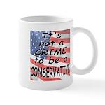 Not a Crime -- Mug