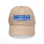 Not a Crime -- Cap