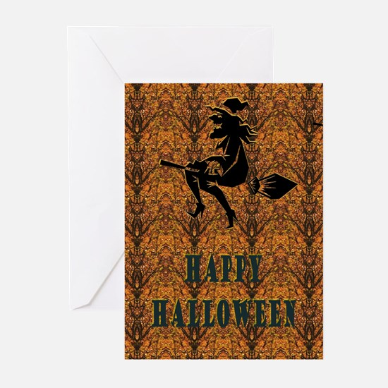 Halloween Invitations/Greeting Cards (10)