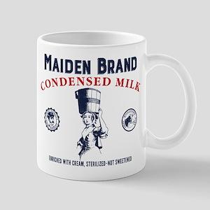 WW Maiden Brand Milk Mugs