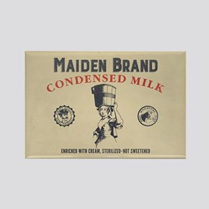 WW Maiden Brand Milk Magnets