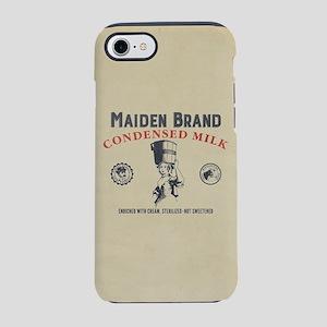 WW Maiden Brand Milk iPhone 7 Tough Case