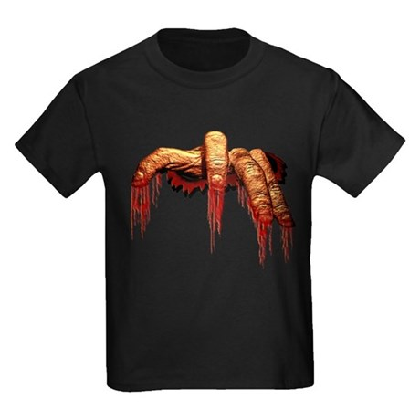 Kid's Zombie T-Shirt Creepy Halloween Costume Tee