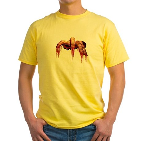 Zombie T-Shirt Scary Halloween Gory Zombie T-shirt