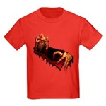 Kid's Zombie T-Shirt Creepy Halloween Costume Tee