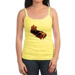 Women's Zombie Tank Top Sexy Gory Ladies Jr. Tank