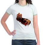 Zombie Jr. Ringer T-Shirt