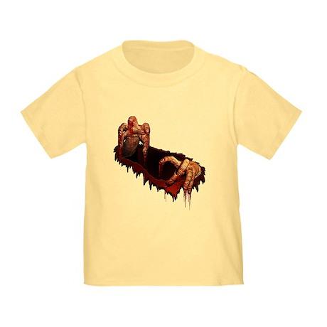 Zombie Baby T-shirt Halloween Horror Baby Shirt