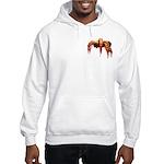 Zombie Hooded Sweatshirt Horror Zombie Hoodie