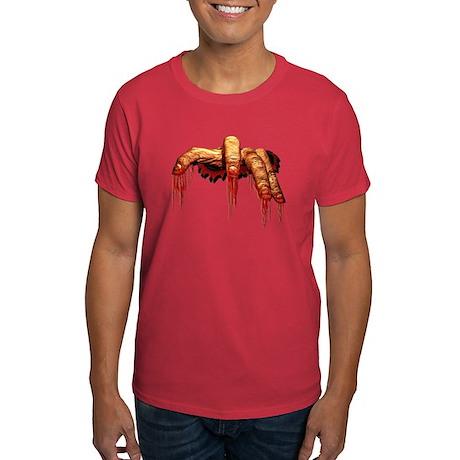 Zombie Dark T-Shirt Scary Halloween Shirts