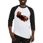Zombie Baseball Jersey Halloween Horror Shirts