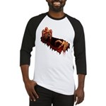 Zombie Baseball Jersey Halloween Horror Shirts