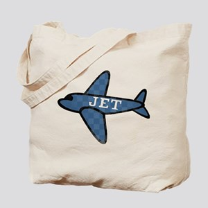 Riyah-Li Designs JET Tote Bag